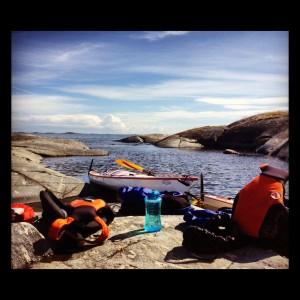 kayak archipel stockholm